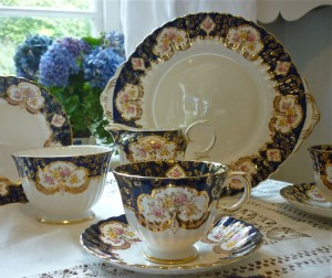 Royal Stafford Heritage Tea Set