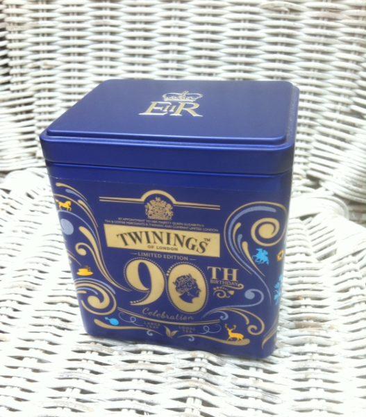90th tea