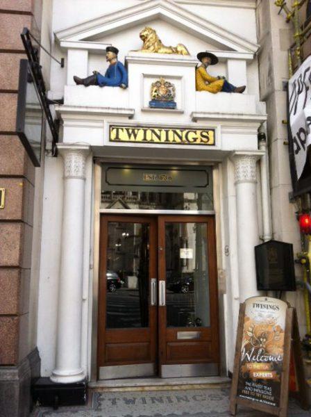 twinings door